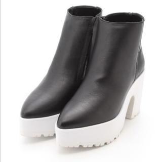 アウラアイラ(AULA AILA)のAULA AULA♡SMOOTH RUBBER SOLE(ブーツ)