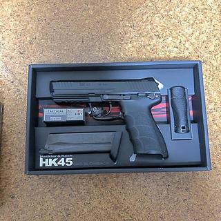 マルイ(マルイ)のマルイ ガスブローバック HK45(ガスガン)
