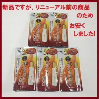 ロートセイヤク(ロート製薬)のロート製薬 50の恵 髪ふんわりボリューム育毛剤 5個セット(スカルプケア)
