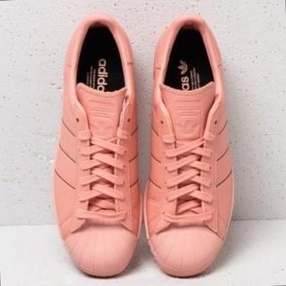 adidas - 定価15,120円 23.0cm adidas superstar 80s
