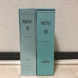 NOV - NOV Ⅱ Ⅲ 化粧水