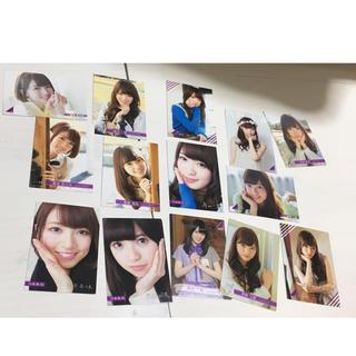 乃木坂46 トレカ まとめ売り(女性アイドル)