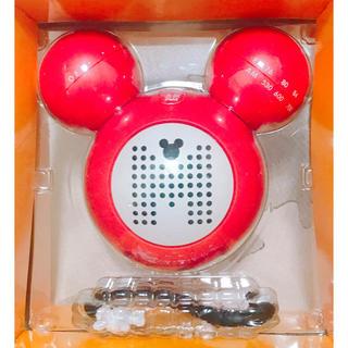 ディズニー(Disney)のおふろで使える防滴ラジオ ミッキー(ラジオ)