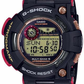 ジーショック(G-SHOCK)のG-SHOCK フロッグマン 35th GWF-1035F-1JR (腕時計(デジタル))