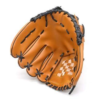 【新品未使用】野球グラブ 軟式野球グローブ 少年用 右投げ 練習用(グローブ)