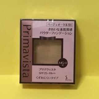 Primavista - 新品 プリマヴィスタ きれいな素肌質感パウダーファンデーション BEOC01