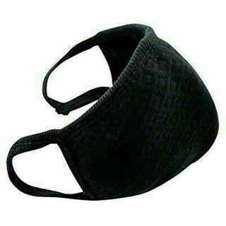 ブラックマスク 黒マスク 3枚(その他)