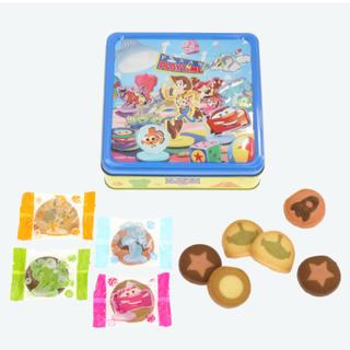 ディズニー(Disney)のディズニー お菓子 トイストーリー クッキー缶 ディズニー ピクサー(菓子/デザート)