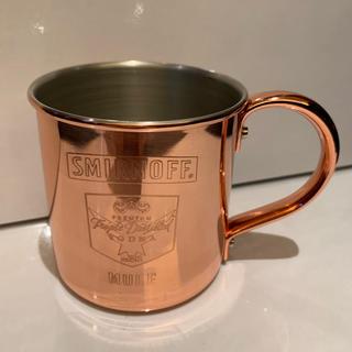 スミノフミュール 銅マグ 4個セット(グラス/カップ)
