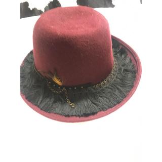 カシラ(CA4LA)の未使用家庭保管★ カシラ ca4la ハット 帽子(ハット)