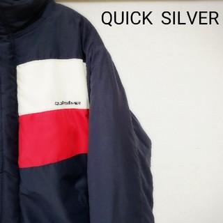 クイックシルバー(QUIKSILVER)の90s クイック シルバー 中綿ジャケット(ダウンジャケット)