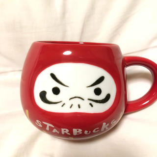 Starbucks Coffee - スターバックス ダルママグ 新品・未使用