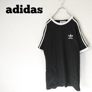 adidas - adidas Tシャツ 半袖カットソー ラグラン