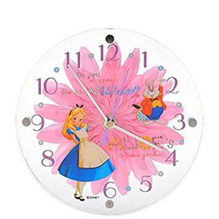 ディズニー(Disney)のアリス 壁掛け時計(掛時計/柱時計)