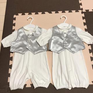 ベビードール(BABYDOLL)のベビードール セレモニードレス 双子ちゃん(セレモニードレス/スーツ)