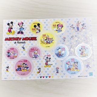 ディズニー(Disney)の切手 未使用(切手/官製はがき)