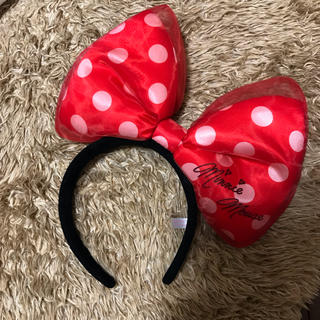 Disney - ディズニー カチューシャ ミニー
