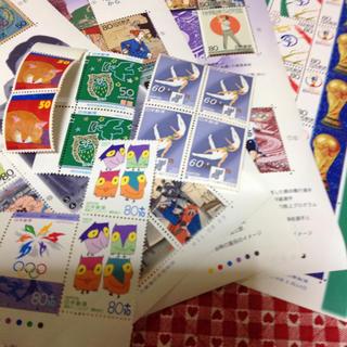 折発送でお得✨いろいろ柄切手シリーズ21です♪