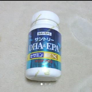 新品未使用未開封 サントリー DHA&EPA セサミンEX オリザプラス (ビタミン)