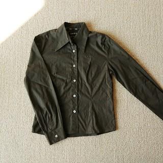 ダナキャランニューヨーク(DKNY)のDKNY カーキシャツ(シャツ/ブラウス(長袖/七分))