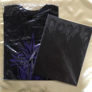 トウホウシンキ(東方神起)の東方神起 3rd TOUR パンフレットとTシャツ新品・未使用(K-POP/アジア)