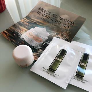 ドゥラメール(DE LA MER)のドゥ・ラ・メール クリームと化粧水(化粧水 / ローション)