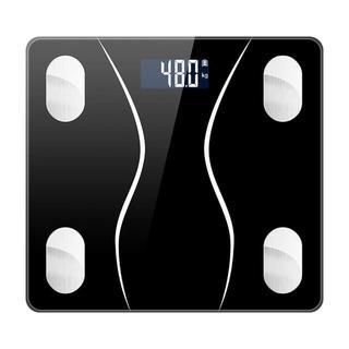 ☆バカ売れ☆体重計 体組成計 体脂肪計 Bluetooth LCDデジタル表示(体重計)