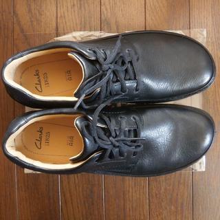 クラークス(Clarks)のクラークス ネイチャースリー nature 3  clarks 大きい 革靴(ブーツ)