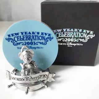ディズニー(Disney)の東京ディズニーシー  ミッキーマウス  写真立て  メタル  フィギュア(フォトフレーム)