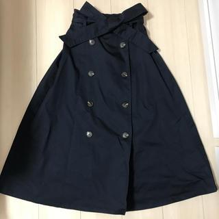 GU - GU トレンチスカート