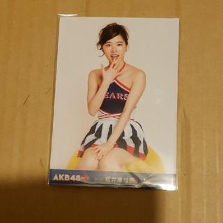 エスケーイーフォーティーエイト(SKE48)のAKB48 2019 オフィシャルカレンダー特典 松井珠理奈 生写真!(アイドルグッズ)