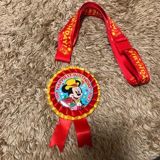 Disney - ディズニー バースデーロゼット ミッキー