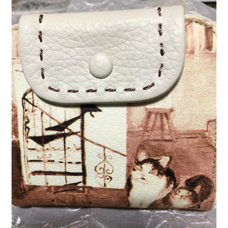 エーエスマンハッタナーズ(A.S.Manhattaner's)のマンハッタナーズ  二つ折り財布 新品未使用(財布)