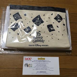 ディズニー(Disney)の当選品 UCC  ディズニー トートバッグ (ノベルティグッズ)