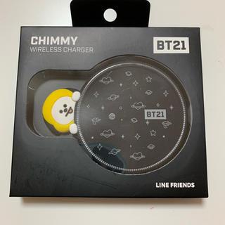 防弾少年団(BTS) - BT21 チミー CHIMMY ジミン ワイヤレスチャージャー