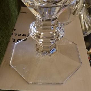 バカラ(Baccarat)のミシェルロイヤルバカラ極美品(グラス/カップ)