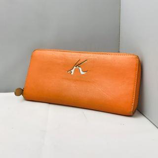 キタムラ(Kitamura)のキタムラ 長財布 ラウンドファスナー(財布)