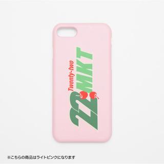 エーケービーフォーティーエイト(AKB48)の22:MARKET 22UP iPhone Case ライトピンク(iPhoneケース)