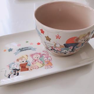 ディズニー(Disney)のダッフィー オータムスリープオーバー スーベニア☆(食器)