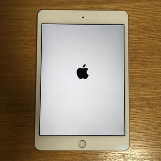 アイパッド(iPad)の iPad mini4 16GB Wi-fi + セルラー モデル SIMフリー(スマートフォン本体)