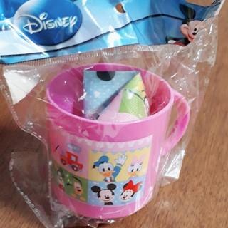 ディズニー(Disney)の【送料込み】ディズニー♥プラコップ(キャラクターグッズ)