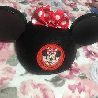 Disney - ミニー イヤーハット Disney