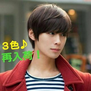 キャンペーン1580円→1380円♪男装、コスプレにも!(ショートカール)
