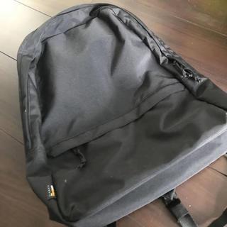 ユニクロ(UNIQLO)のリュック 黒 UNIQLO(バッグパック/リュック)