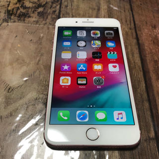 Apple - iPhone7Plus 128GB docomo ローズゴールド