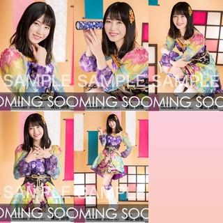 エーケービーフォーティーエイト(AKB48)のAKB48 横山由依 生写真 個別 2019年1月度 vol.1(アイドルグッズ)