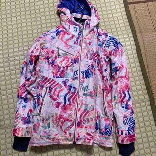 swivel スノボウェア 女性用 ピンク(ウエア/装備)