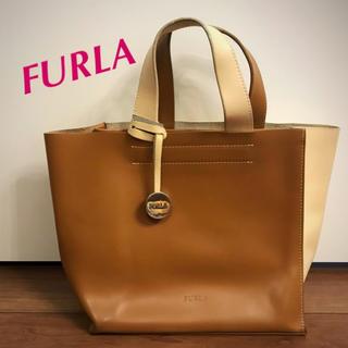 Furla - イタリー製FURLA バイカラー レザー