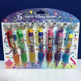 Disney - ボールペンセット 35周年 ディズニー