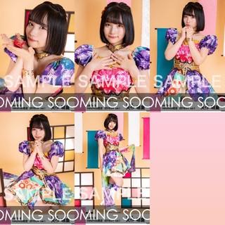 エーケービーフォーティーエイト(AKB48)のAKB48 矢作萌夏 生写真 個別 2019年1月度 vol.1(アイドルグッズ)